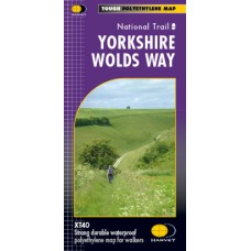 Yorkshire Wolds Way | National Trail Map | XT40 Map Series