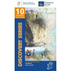 OSI Discovery Series | Sheet 10 | Part of Donegal
