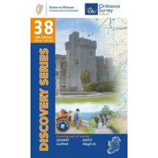 OSI Discovery Series | Sheet 38 | Part of Galway & Mayo