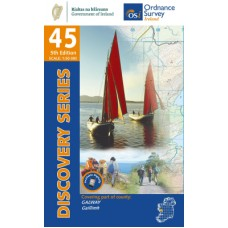 OSI Discovery Series | Sheet 45 | Part of Galway