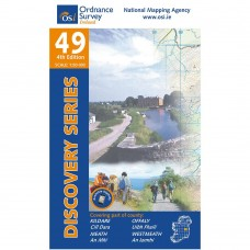 OSI Discovery Series | Sheet 49 | Part of Kildare, Meath, Offaly & Westmeath