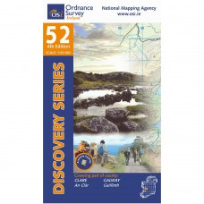 OSI Discovery Series | Sheet 52 | Part of Clare & Galway