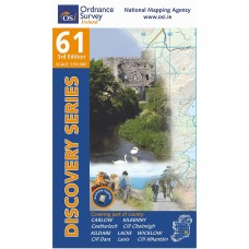OSI Discovery Series | Sheet 61 | Part of Carlow, Kildare, Kilkenny, Laois & Wicklow