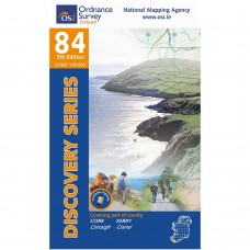 OSI Discovery Series | Sheet 84 | Part of Cork and Kerry