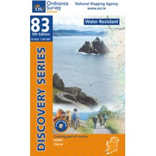OSI Discovery Series | Sheet 83 - Water Resistant | Part of Kerry