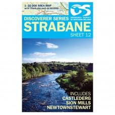 OSNI Discoverer Series | Sheet 12 | Strabane