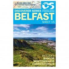 OSNI Discoverer Series | Sheet 15 | Belfast