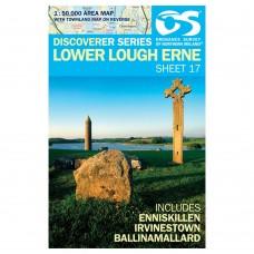 OSNI Discoverer Series | Sheet 17 | Lower Lough Erne