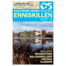 OSNI Discoverer Series | Sheet 18 | Enniskillen