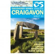 OSNI Discoverer Series | Sheet 20 | Craigavon