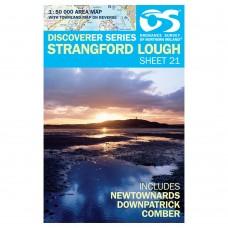OSNI Discoverer Series | Sheet 21 | Strangford Lough