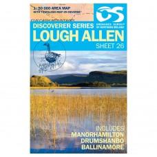 OSNI Discoverer Series | Sheet 26 | Lough Allen
