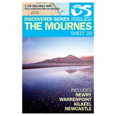 OSNI Discoverer Series | Sheet 29 | The Mournes