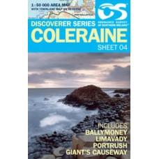 OSNI Discoverer Series | Sheet 04 | Coleraine