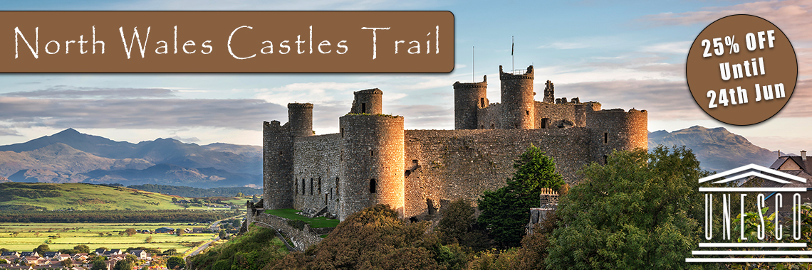 North Wales Castles Trail