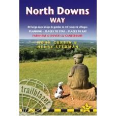 North Downs Way   Farnham to Dover