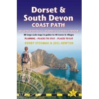 South West Coast Path | 3: Dorset & South Devon Coast Path | Plymouth to Poole Harbour