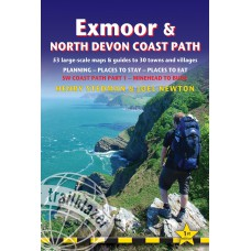 South West Coast Path | 1: Exmoor & North Devon Coast Path | Minehead to Bude