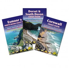 South West Coast Path | Full Set of Trailblazer Guides