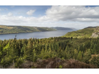South Loch Ness Trail